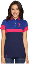 U.S. Polo Assn. Tipped Polo Shirt