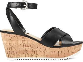 Nine West Dureen Platform Wedge Sandals