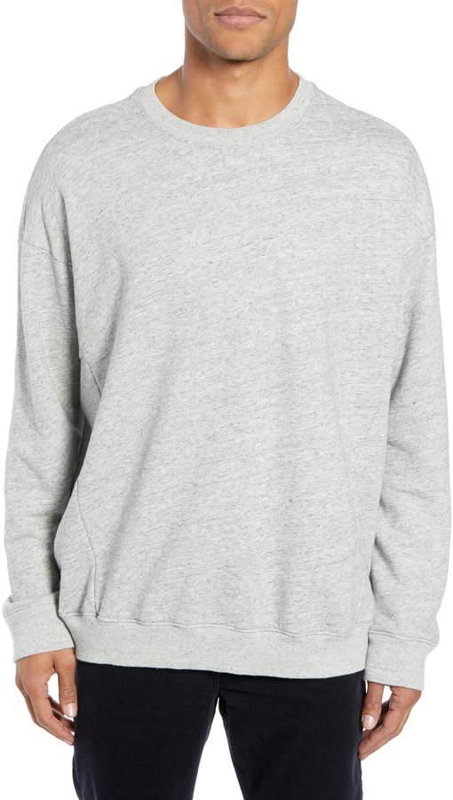 AG Jeans Archetype Regular Fit Sweatshirt
