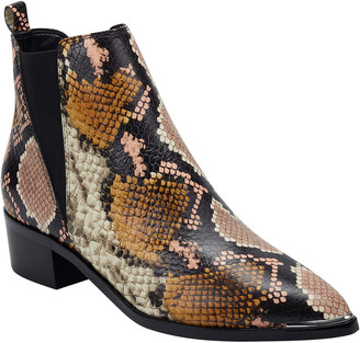 Marc Fisher Yale Leather Bootie