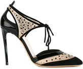 Giorgio Armani cut-out pumps