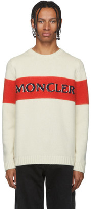 MONCLER GENIUS 2 Moncler 1952 Beige Maglione Tricot Sweater