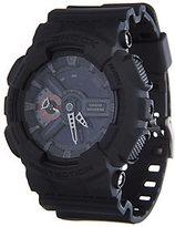 Casio G-Shock Men's Analog Digital Black on Black Resin Watch