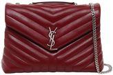 Saint Laurent Medium Loulou Monogram Leather Bag