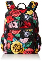 Vera Bradley Keep Charged Campus Tech Backpack Messenger Bag