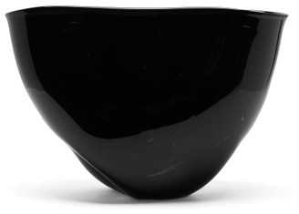 Nina Nrgaard - Recifs Glass Vase - Black