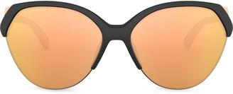 Oakley Mirrored Lense Sunglasses