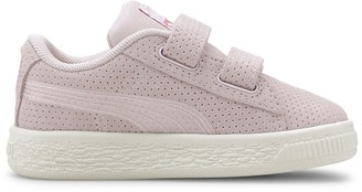 Puma Kids Suede Cloud V Trainers