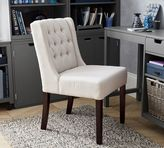 Pottery Barn Sorrel Tufted Upholstered Dining Chair