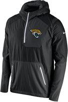 Nike Men's Jacksonville Jaguars Vapor Speed Fly Rush Hooded Jacket