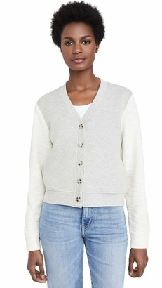 Jack by BB Dakota Women's Third Base Knit Baseball Jacket