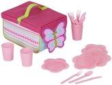 Melissa & Doug Sunny Patch Cutie Pie Butterfly Picnic Set