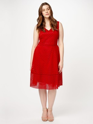 Studio 8 Bailey Dress, Red