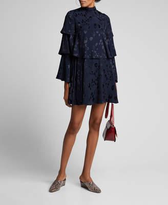 Alexis Latanya Ruffle Tier Dress
