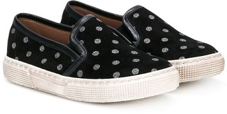Pépé Polka Dots Slippers