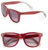 Marc by Marc Jacobs Havana Square Wayfarer Sunglasses