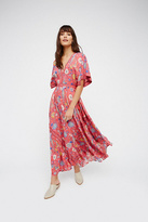 Spell & The Gypsy Collective Womens LOVEBIRD HALF MOON GOWN