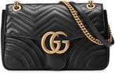 Gucci GG Marmont matelassé shoulder bag - women - Leather/metal/Microfibre - One Size