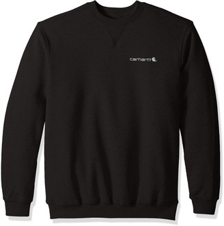 Visit the Carhartt Store Men's Midweight Graphic Crewneck Sweatshirt