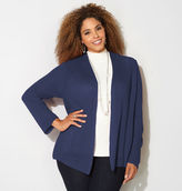 Avenue Shaker Stitch Cardigan