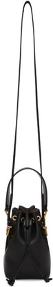 Fendi Black Mini Mon Tresor Bag