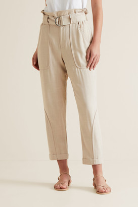 Seed Heritage High Waist D-Ring Pant
