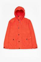 Chokwe Colour Fish Hood Jacket