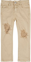Haus of JR Distressed Cotton Twill Pants