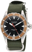 Filson Dutch Harbor Watch 43 mm