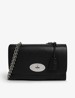 Mulberry Lily medium leather shoulder bag