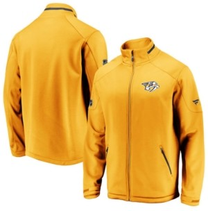 Majestic Men's Nashville Predators Rinkside Authentic Pro Jacket