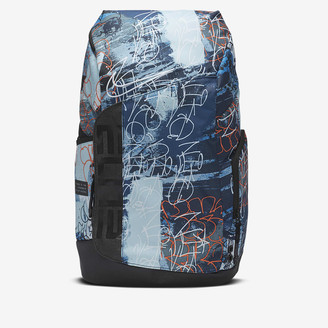Nike Basketball Printed Backpack Elite Pro