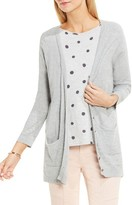 Women's Two By Vince Camuto Long Slubbed Cardigan