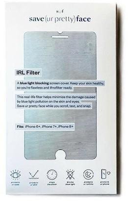 Save Ur Pretty Face Blue Light Blocking IRL Filter - iPhone 6/7/8 plus