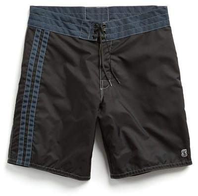 Todd Snyder Birdwell Beach Britches for Exclusive Birdwell 311 Board Shorts in Vertical Stripes