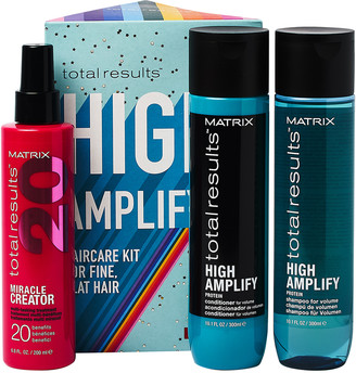 Matrix Total Results High Amplify Gift Set