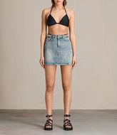 AllSaints Agnes Bikini Top