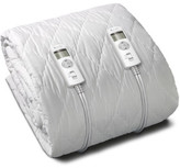Breville Quilted Fitted Heated Electric Blanket - Double
