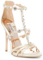 Badgley Mischka Thelma Crystal Embellished Sandal
