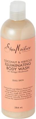 Shea Moisture Coconut & Hibiscus Illuminating Body Wash