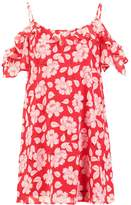 Abercrombie & Fitch Summer dress red