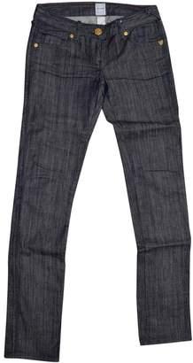 Sass & Bide Blue Cotton Jeans