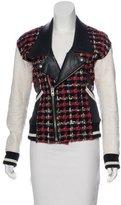 Junya Watanabe Wool Notch-Lapel Jacket