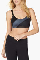 Beyond Yoga Glossy Wave Bra