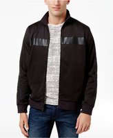 Kenneth Cole Reaction Men's Mesh Track Jacket