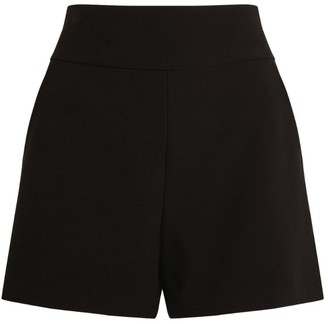 Alice + Olivia Alice+Olivia Donald High-Rise Shorts