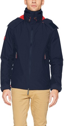 Superdry Men's Technical Cliff Hiker Track Jacket