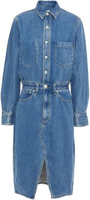 Rag & Bone Denim Shirt Dress