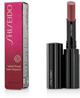 Shiseido Veiled Rouge Lipstick for Women, No. RD302 Rosalie, 0.07 oz by