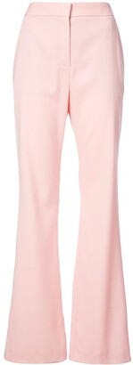 Altuzarra Milio flared trousers